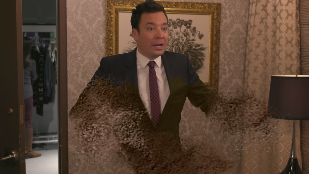 Thanos Jimmy Fallon