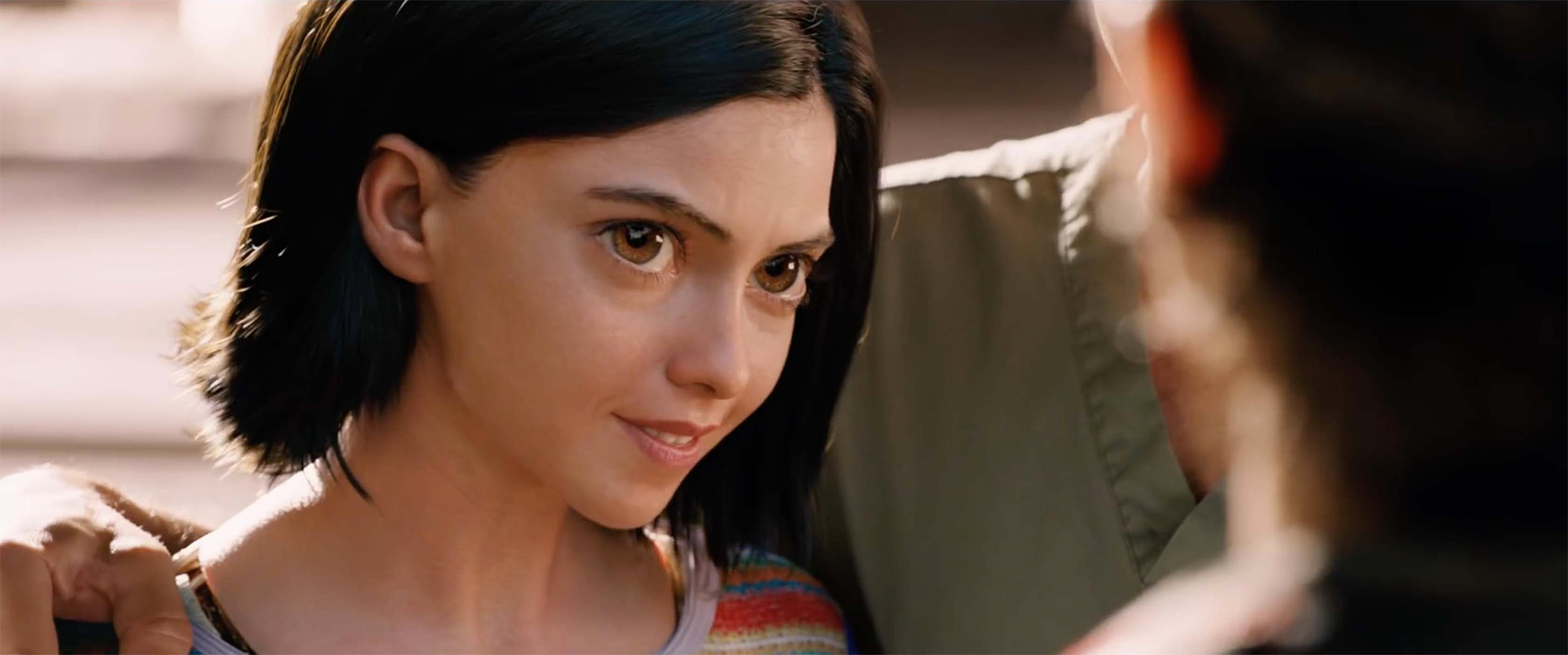 Imagen de la película Alita Battle Angel