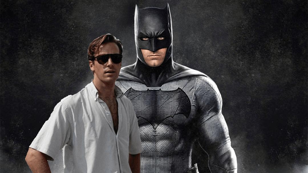 Batman, Armie Hammer, Matt Reeves