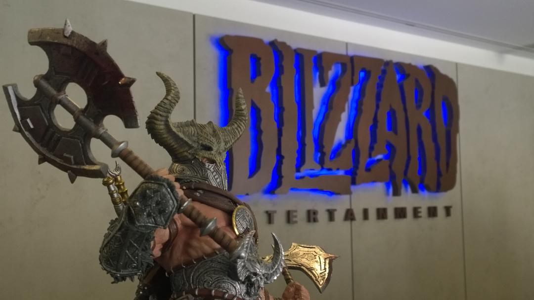 Oficinas de la compañía de videojuegos Blizzard