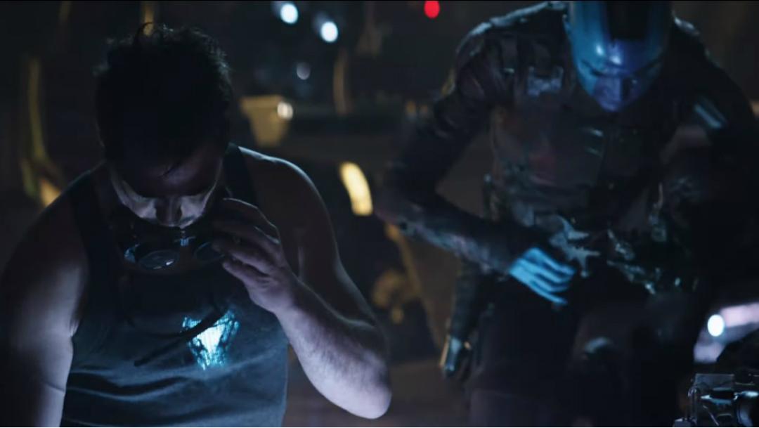 Imagen nuevo trailer Avengers Endgame