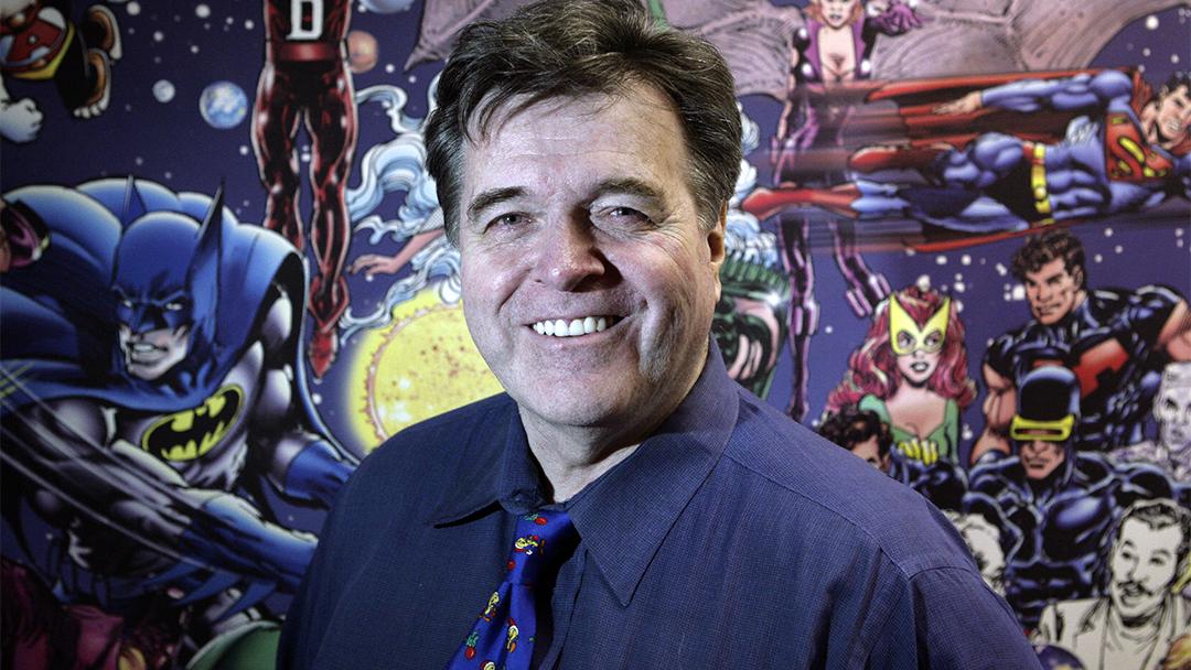 Neal Adams, el dibujante de DC Comics y Marvel