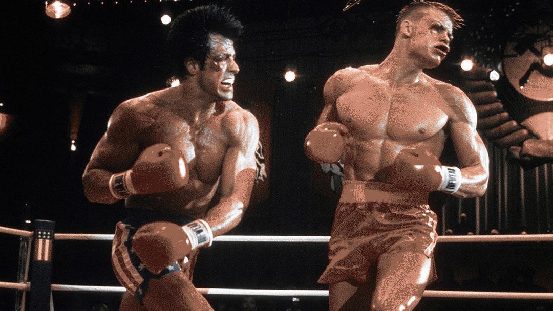 Rocky, Drago, Pelea, Creed II