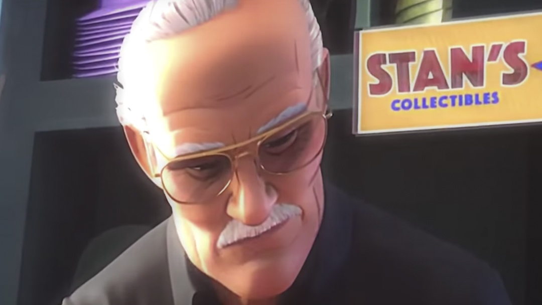 Spiderman Into The Spider Verse, Stan Lee, Chris Miller, Cameos