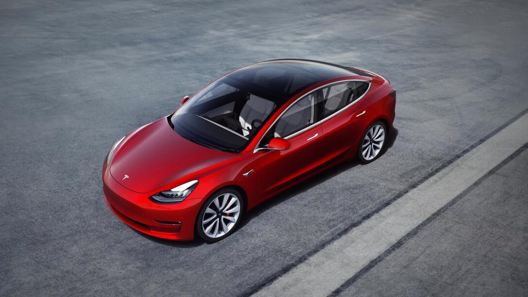 El nuevo Tesla Model 3 barato
