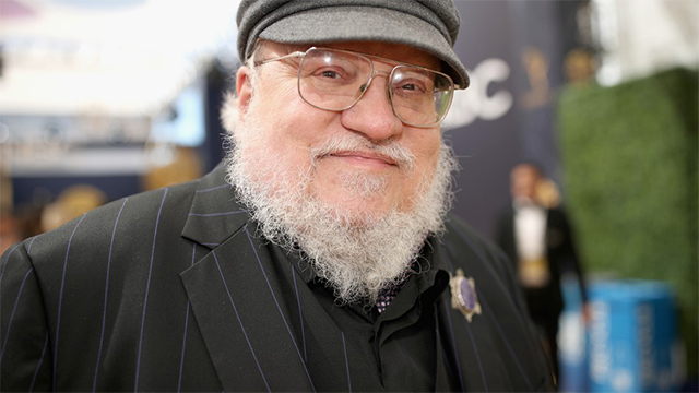 George R.R. Martin, Captain Marvel, Iron Man, Thor