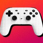 El control de Google Stadia videojuegos