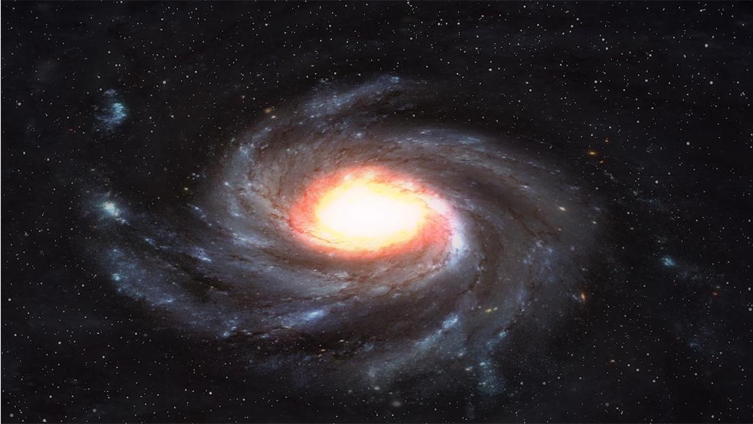 Vía Láctea, Agencia Espacial Europea, NASA, Peso