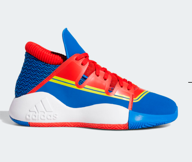Adidas x Marvel: Heroes Among Us: Capitana Marvel