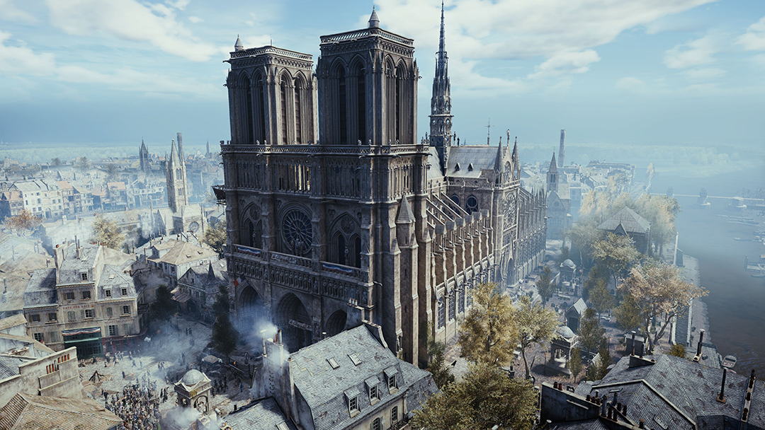 Assassin's Creed-Notre Dame