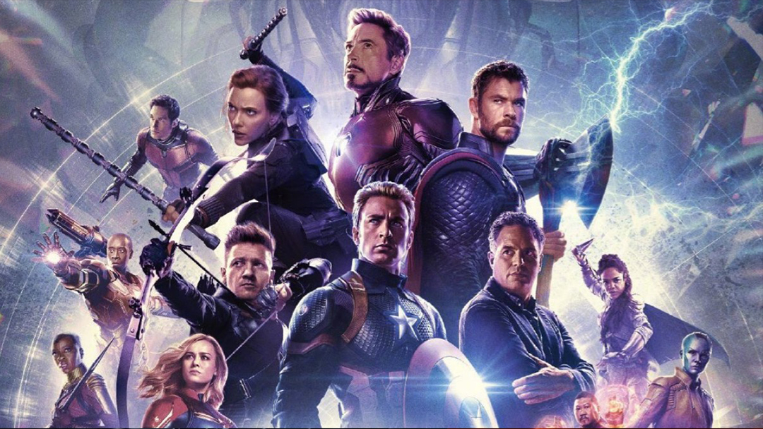 Avengers, Endgame, Reparto, Avengers Endgame reparto en poster
