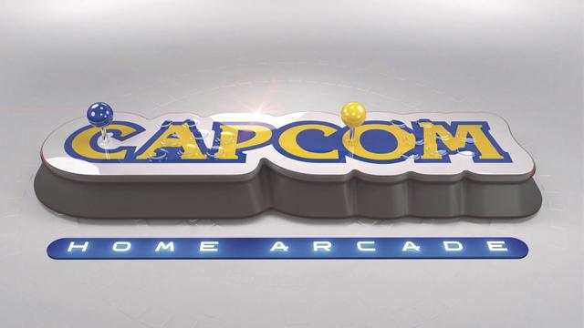 Capcom, Home Arcade, Maquinita, Juegos