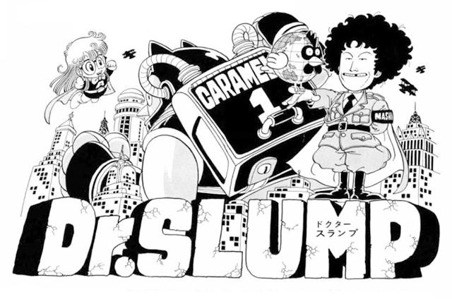 Torishima es el Dr. Mashirito de Dr. Slump