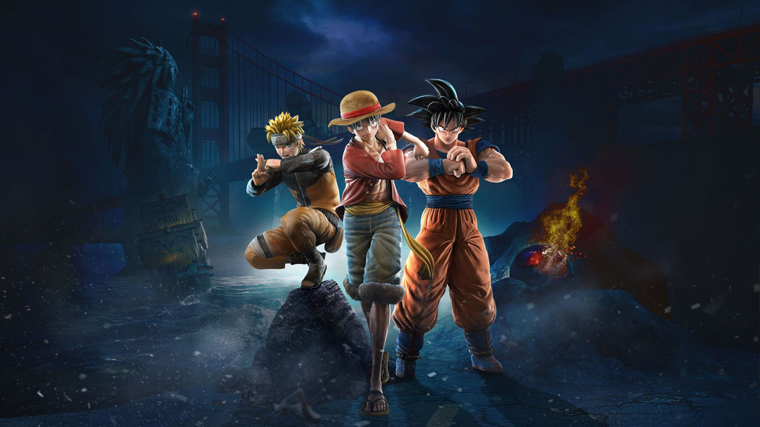 Jump Force, Season Pass, Personajes, PS4