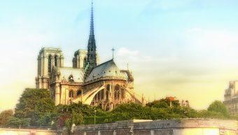 La Catedral de Notre Dame en Paris