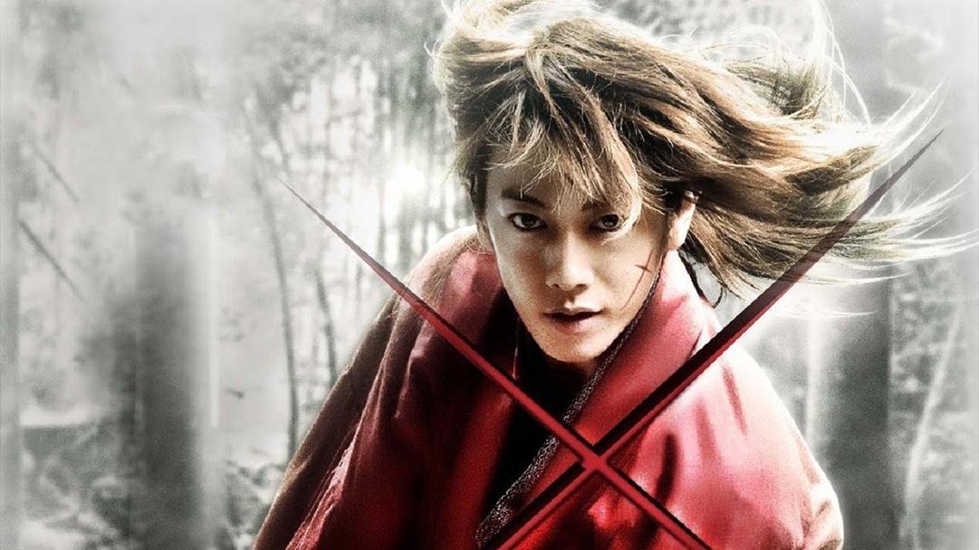 Samurai X-Rourini Kenshin-Live-Action