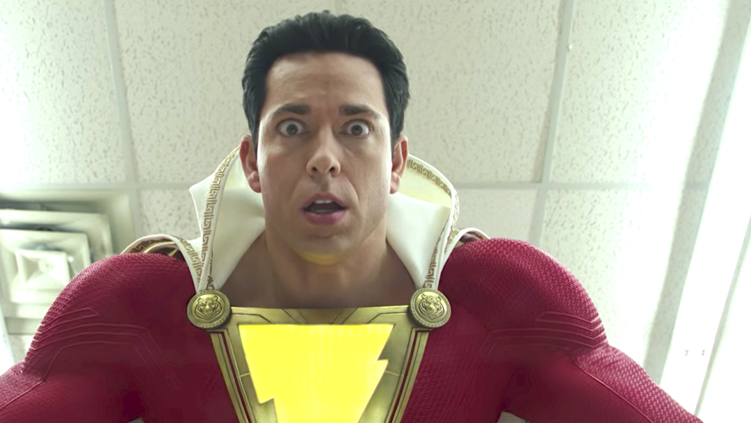 Shazam, Easter Eggs, Referencias, Spoilers