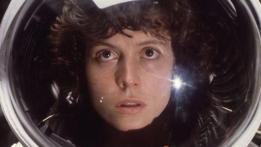 Sigourney Weaver, Alien, Obra, Video
