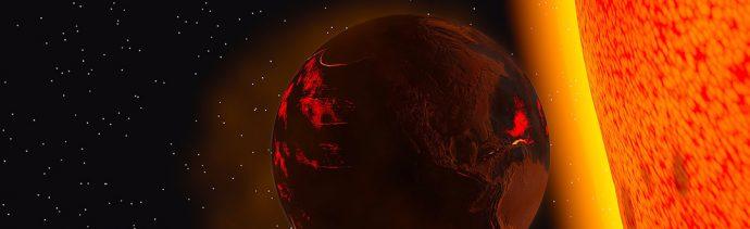 Tierra, Sistema Solar, Planeta, Destrucción