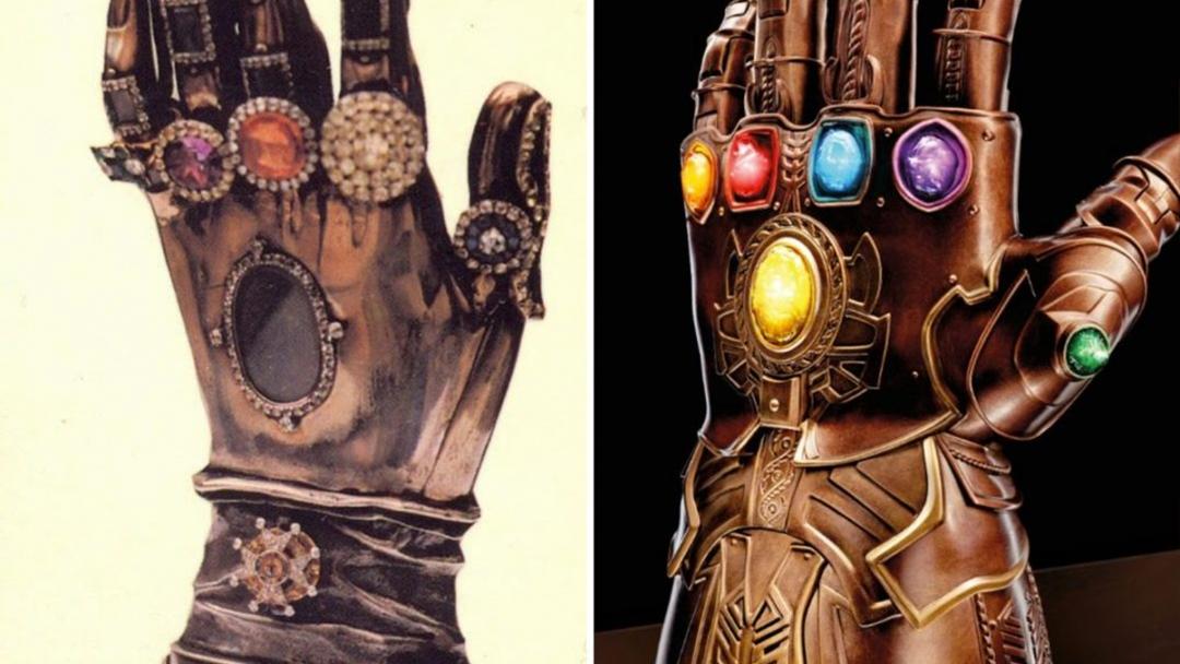 Los dos guantes del infinito, el de Thanos y el catolico