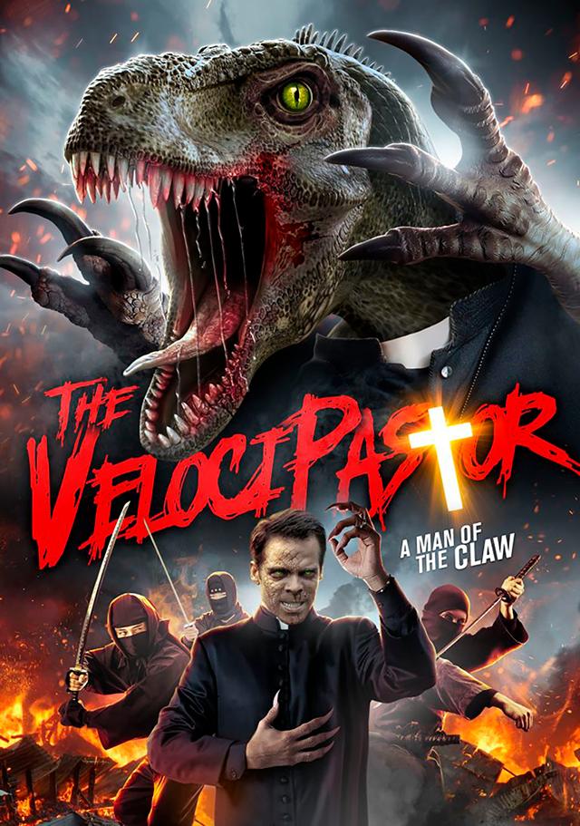 Póster The velocipastor