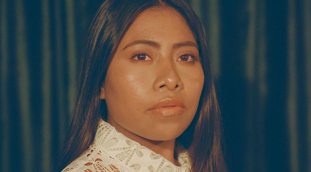 Yalitza Aparicio en Time Magazine
