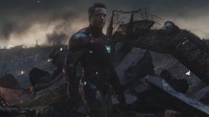 Avengers Endgame, Robert Downey Jr, Final, Spoilers