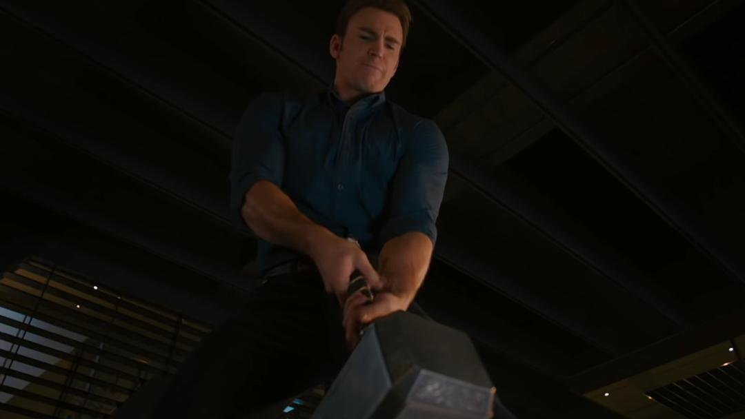 Capitan-America-Martillo-Thor