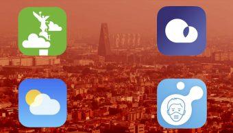 Contingencia Ambiental, Calidad Aire, CDMX, Apps