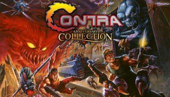 Contra, Anniversary Collection, Konami, Juegos