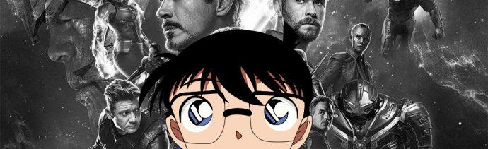 Detective Conan-Avengers-Endgame