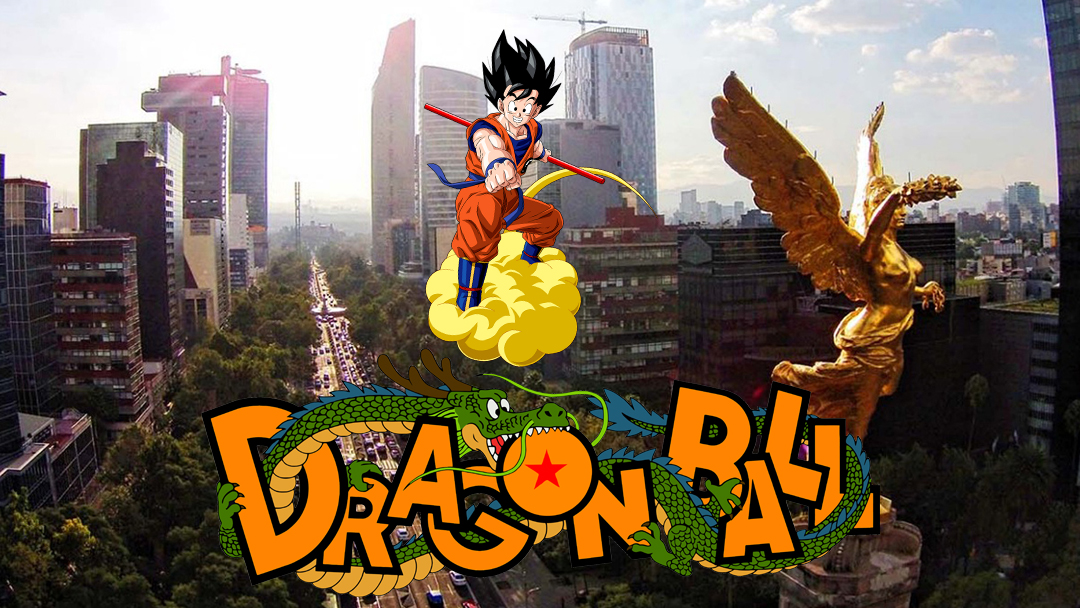 Dragon Ball, World Adventure, Exposición, México