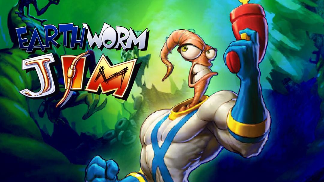 Earthworm Jim, Videojuego, Nuevo, Creadores
