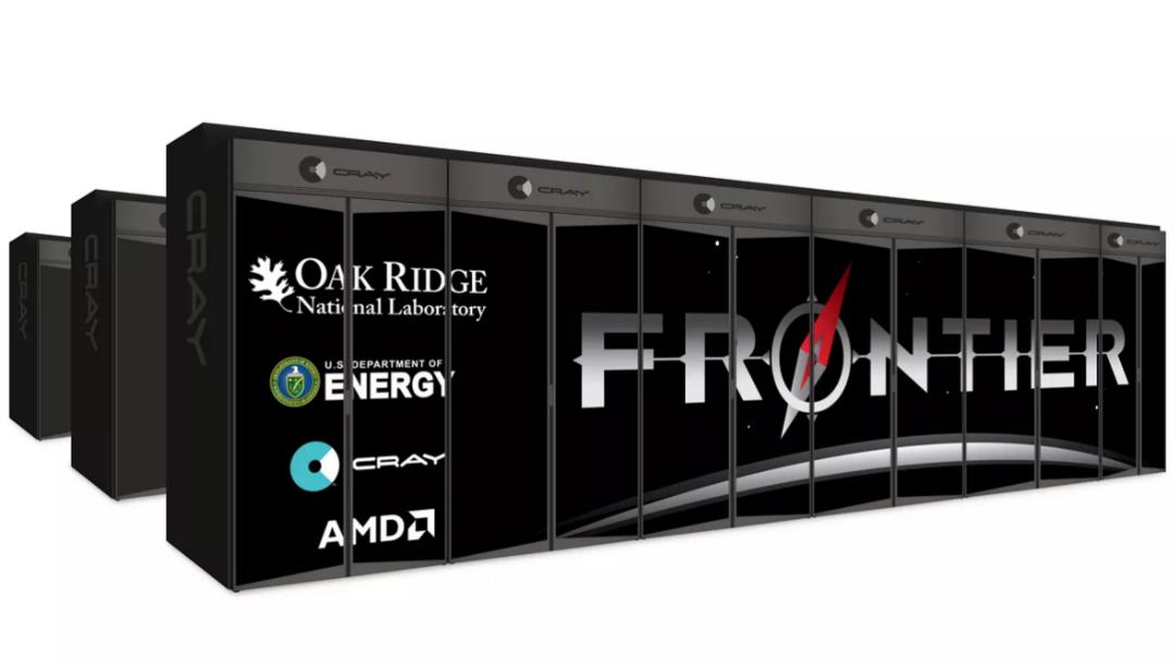 Frontier-supercomputadora-Estados Unidos