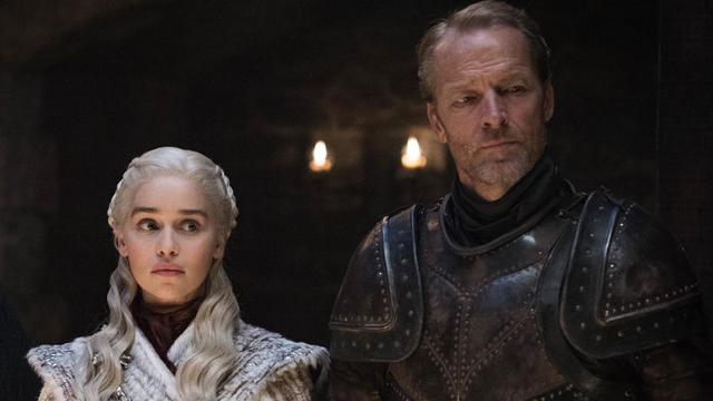 Game of Thrones, Jorah Mormont, Actor, Final