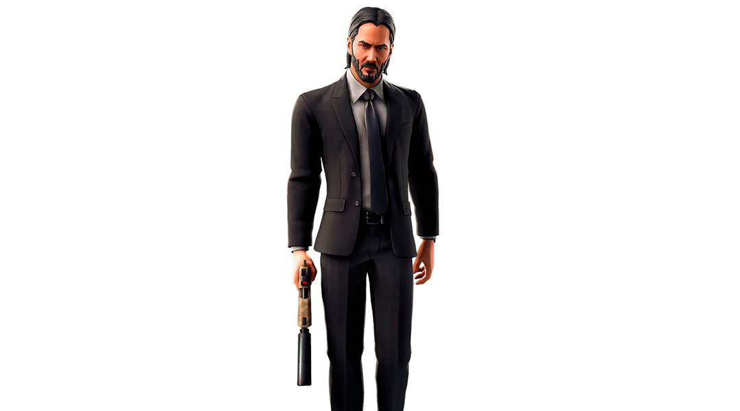 John Wick Fortnite
