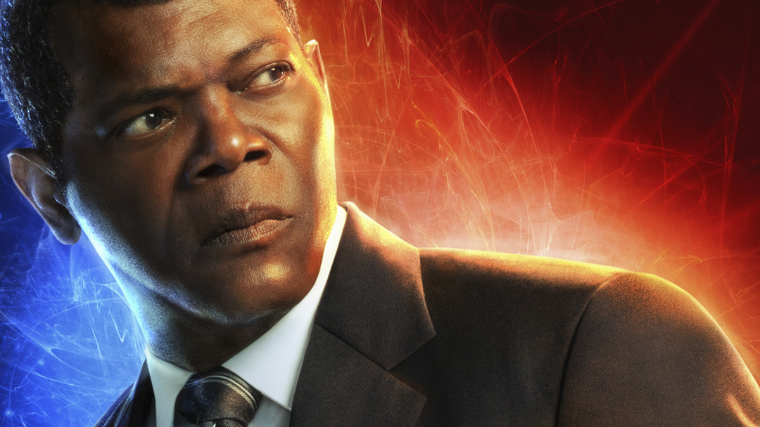 Nick Fury, Captain Marvel, Skrull, Director