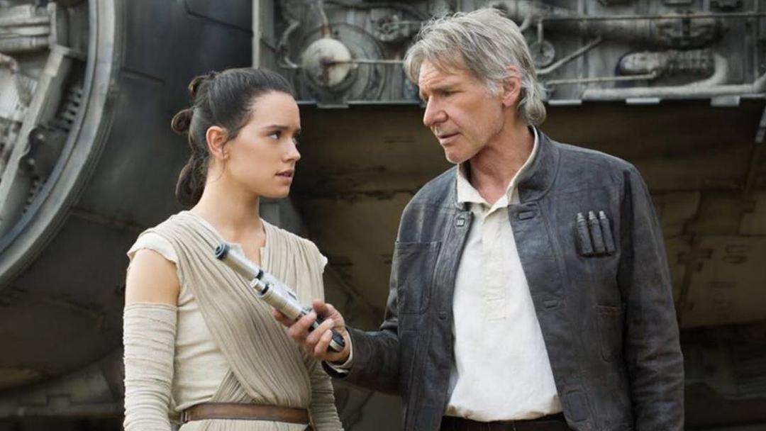 Star Wars, Episodio IX, Han Solo, Rey