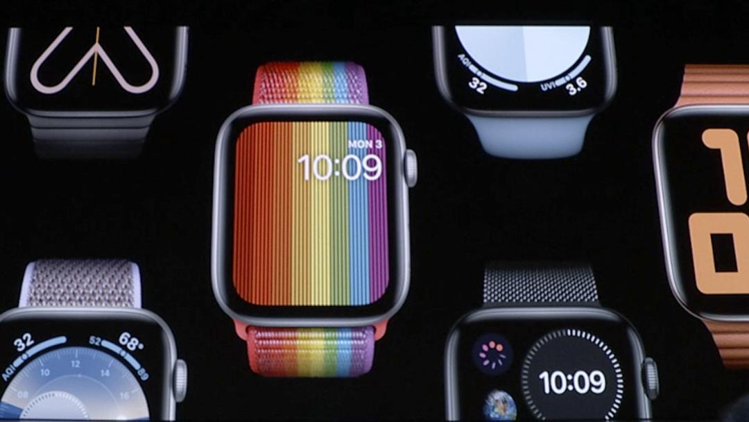 Apple Watch, WatchOS, WWDC, 2019