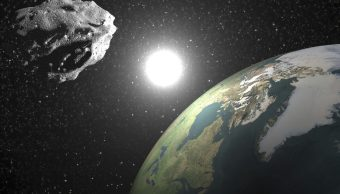 Asteroide, Tierra, Impacto, Septiembre