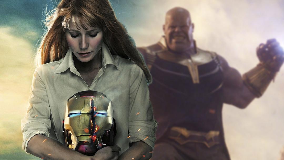 Avengers Endgame, Tony Stark, Pepper Potts, Foto