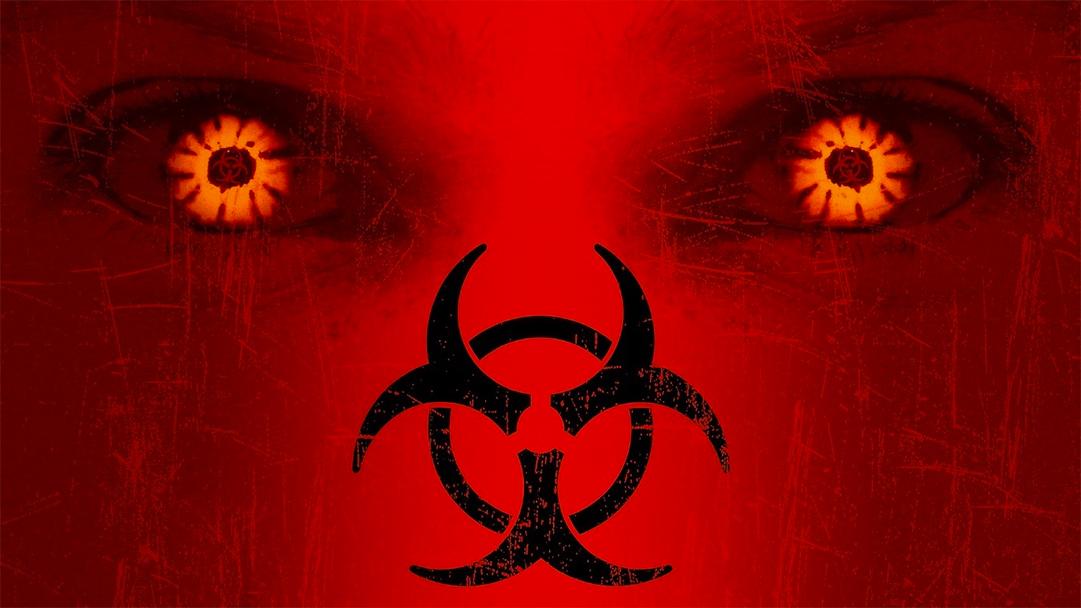 Póster de Exterminio, película de Danny Boyle