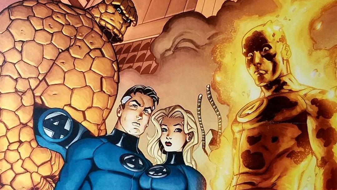 Fantastic Four, Marvel, MCU, Reboot
