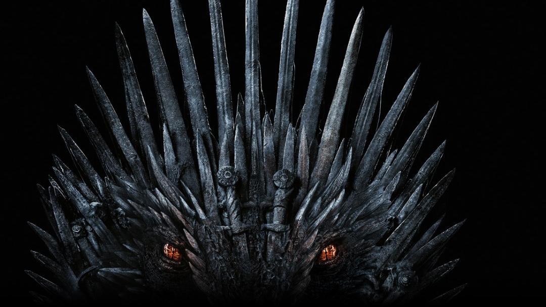 Game Of Thrones, Blood Moon, Precuela, Logo