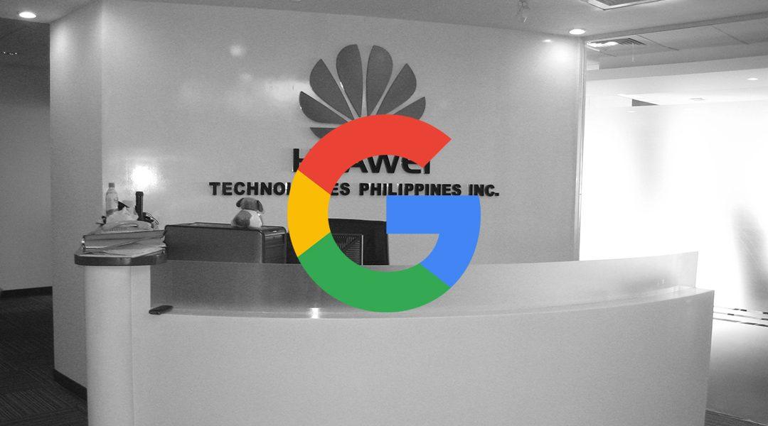 Google-Huawei-Estados Unidos