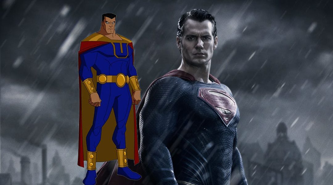 Henry Cavill, Superman, Ultraman, Película