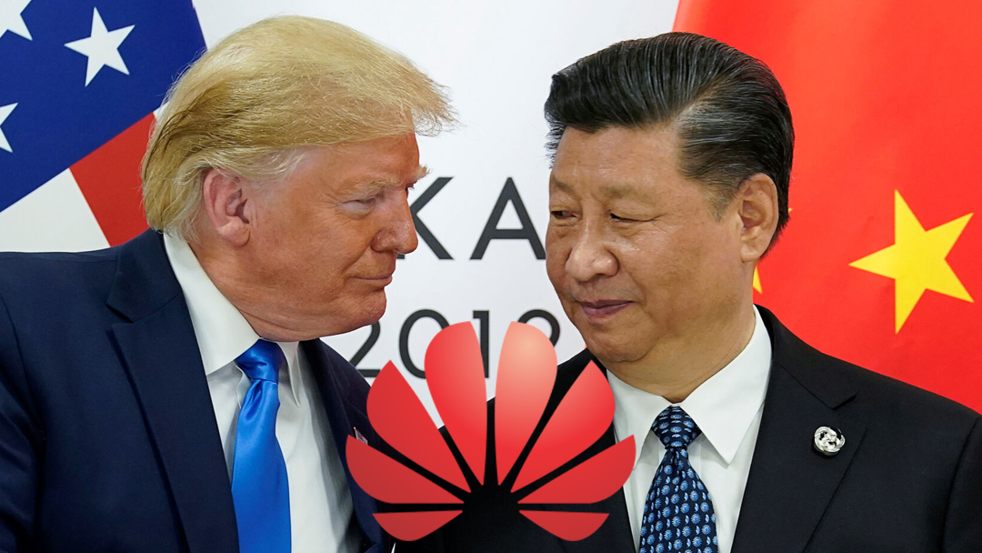 Huawei, Donald Trump, Estados Unidos, China