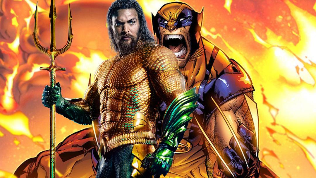 Jason Momoa, Wolverine, MCU, Aquaman