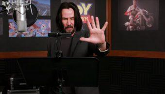 Keanu Reeves, Toy Story 4, Duke Caboom, Doblaje