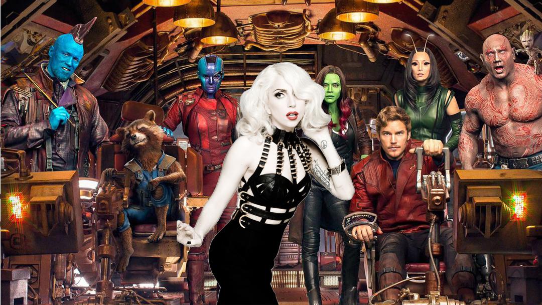 Lady Gaga, Guardians Of The Galaxy, Vol 3, MCU